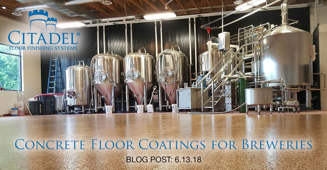 Why Beer Is Good For Your Business The Best Concrete Floor Coating Breweries