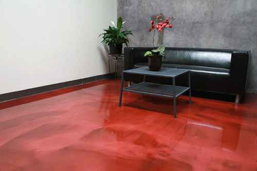 Metallic Floor Coating Citadel Floor Finishing Systems